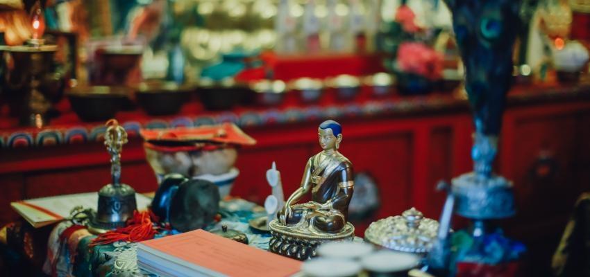 Les pratiques et rituels de Kapala tibétaine