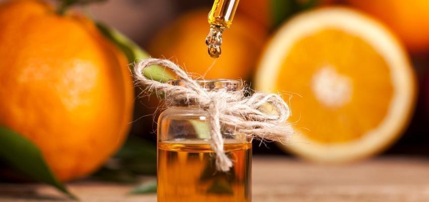 Les bienfaits de l'huile essentielle d'orange amère