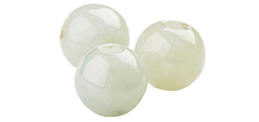 La pierre jade blanc et ses propriétés