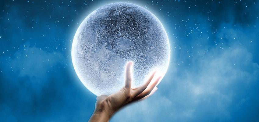 Les différents noms de lunes dans une année