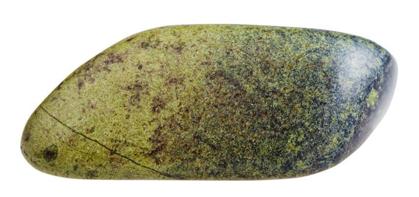 La pierre épidote et ses propriétés