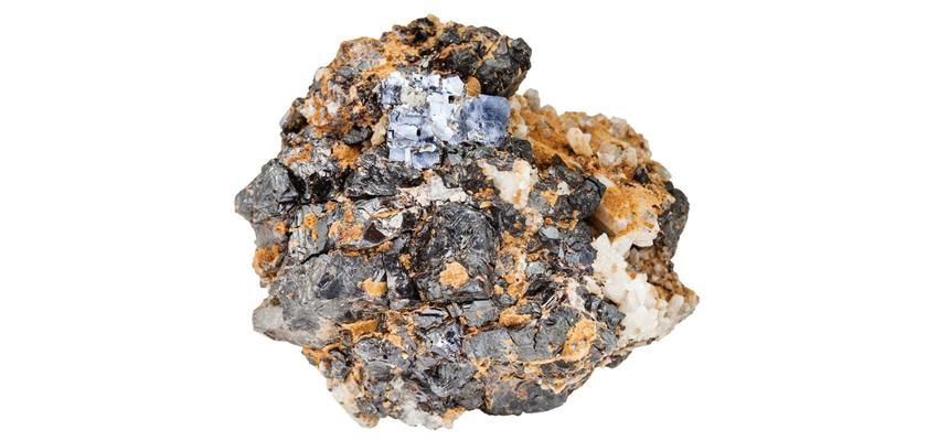 La pierre galène et ses propriétés