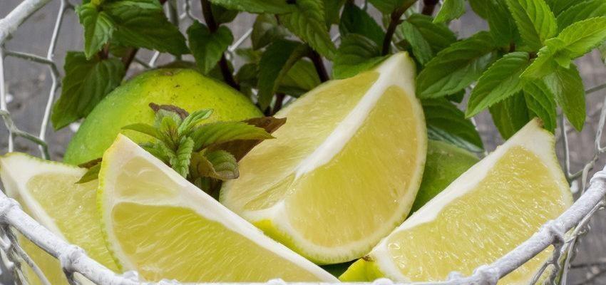 Quels sont les remèdes de grand-mère au citron ?