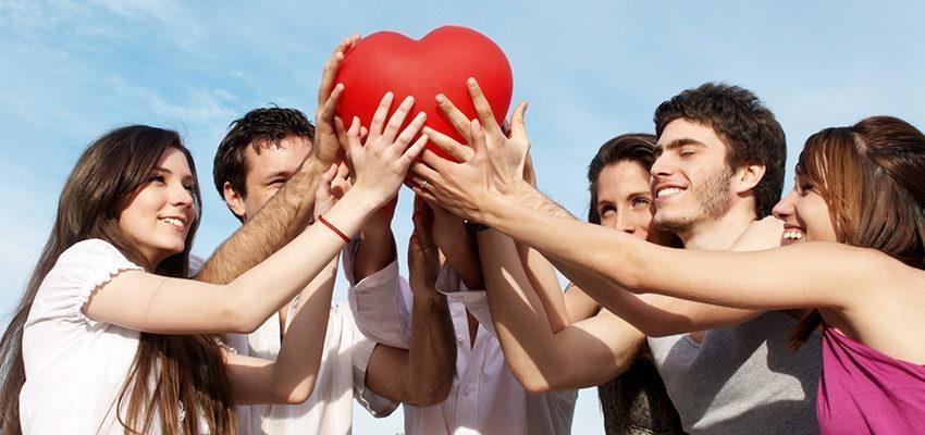 Les 5 symboles de l'amitié