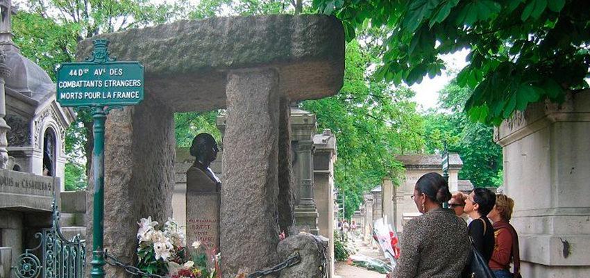 Le secret de la tombe d