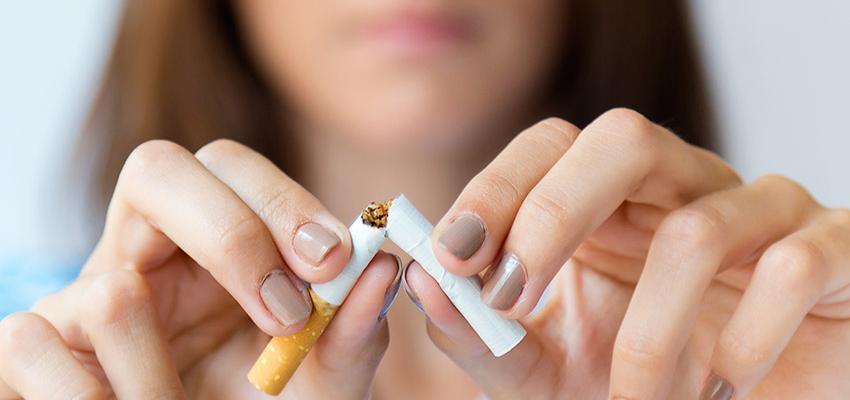 L'acupuncture pour arrêter de fumer