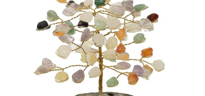 L'agate arbre : pouvoirs et bienfaits