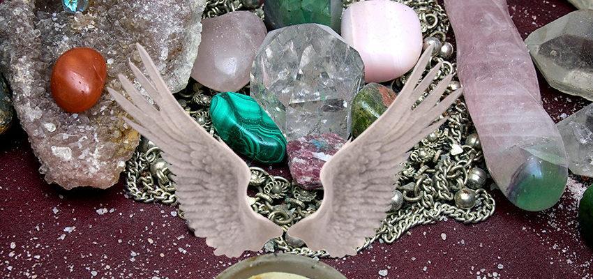 Les anges gardiens et les pierres précieuses