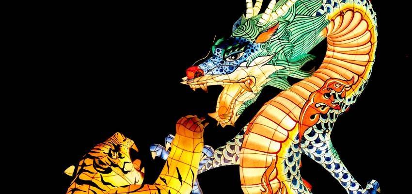 Les animaux sacrés du Feng Shui