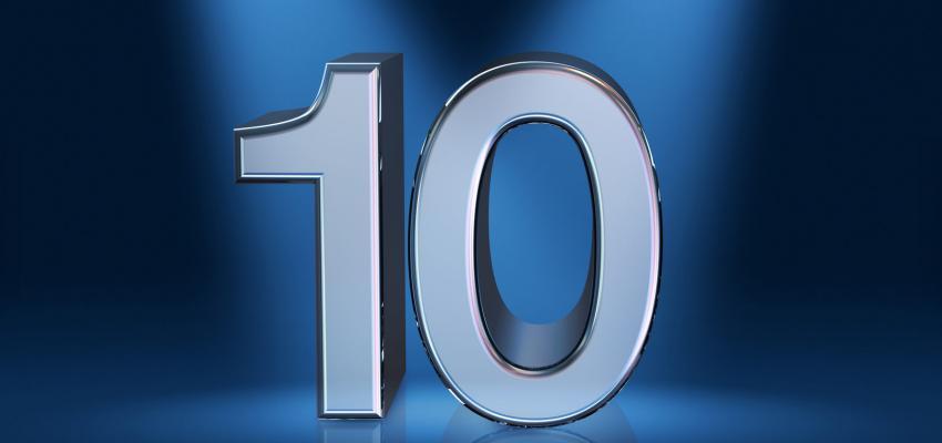 Interprétation du numéro 10 selon la numérologie
