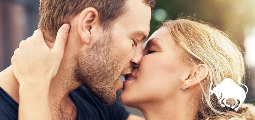 Baiser du Taureau : un baiser lent et séduisant
