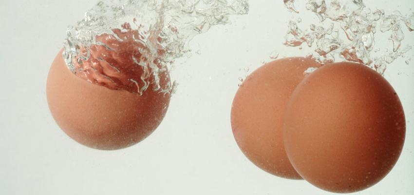 Réaliser un rituel de purification avec un œuf