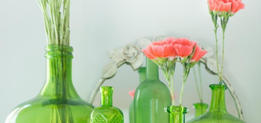 La bouteille magique pour éviter la malchance en maison