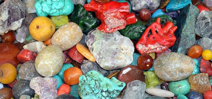 Les pierres de la lithothérapie pour infection urinaire
