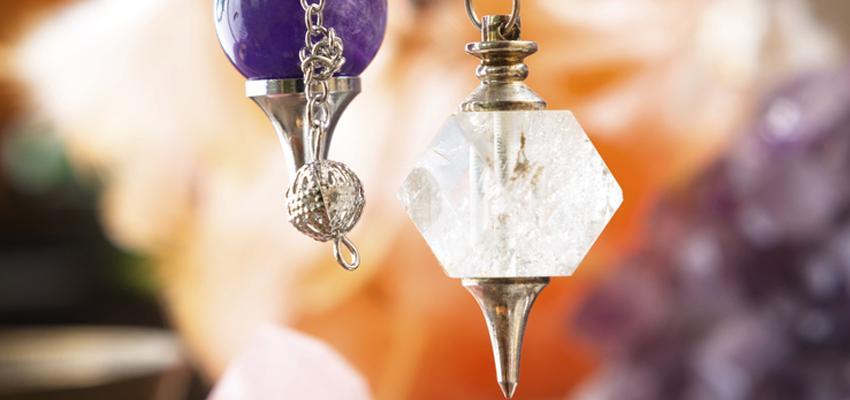 Comment fabriquer un pendule divinatoire ?