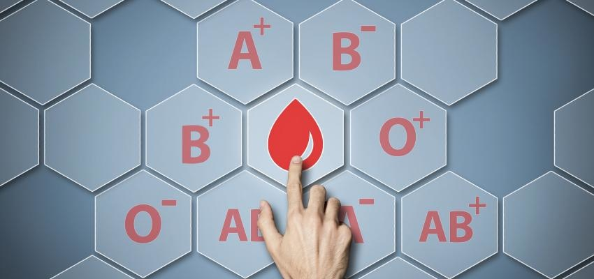 Compatibilité amoureuse à partir du groupe sanguin