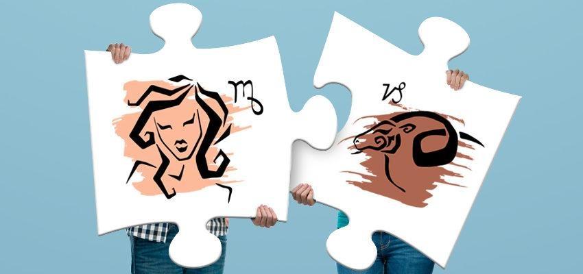 La compatibilité amoureuse femme Capricorne et homme Vierge