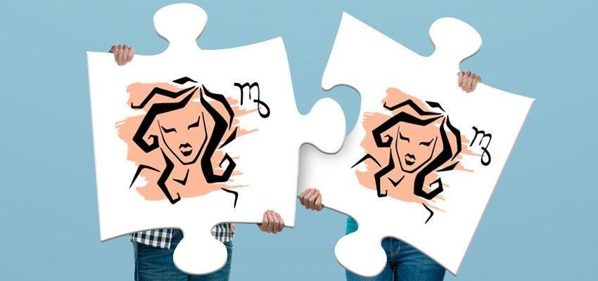 La compatibilité amoureuse entre femme Vierge et homme Vierge