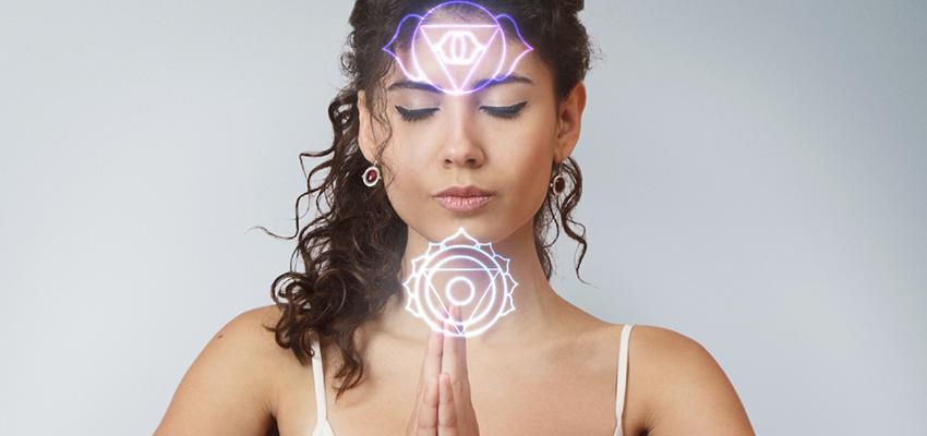 Connaissez-vous les chakras secondaires ?