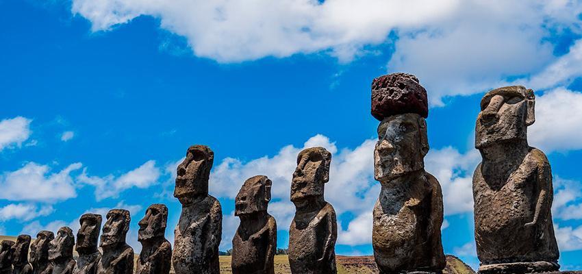 Connaissez-vous les endroits les plus mystiques du monde ?
