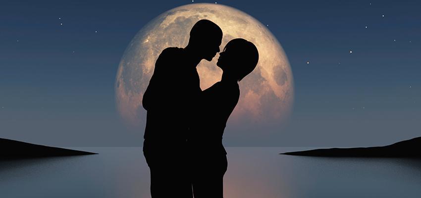 La Pierre de Lune pour attiser la passion