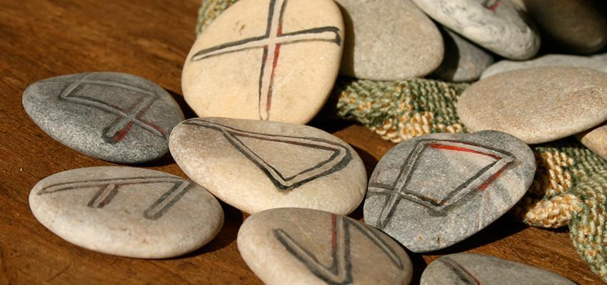 Le mot Runes signifie Secret
