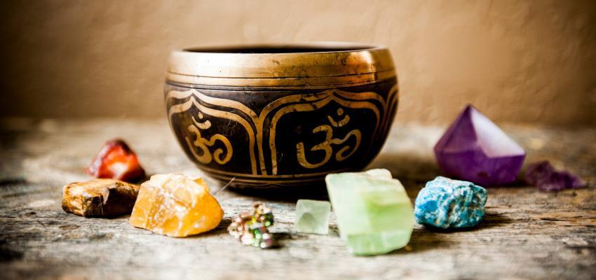 La guérison des cristaux et la lithothérapie pour le bien-être
