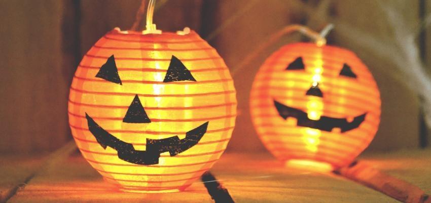 Découvrez de puissants bains pour Halloween