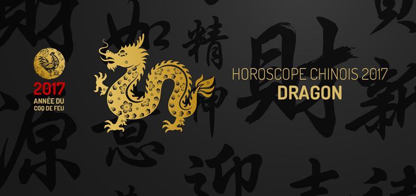Horoscope chinois: le signe du Dragon en 2017