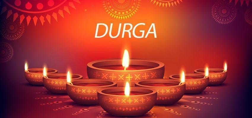 Durga, déesse de la paix
