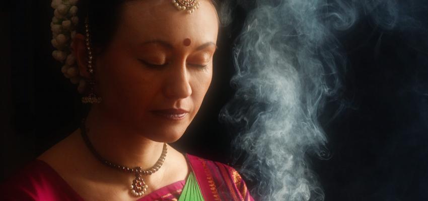 L'encens indien