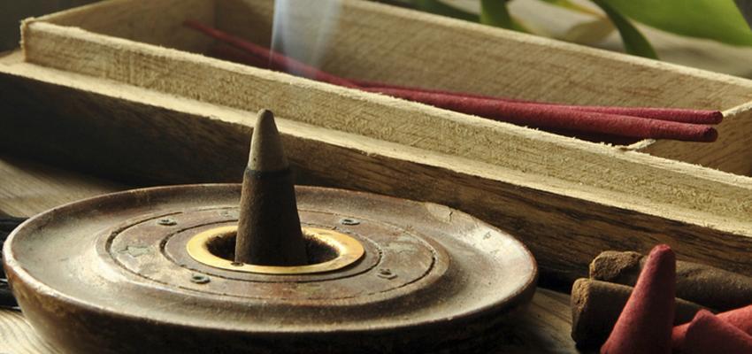 Encens pour méditer