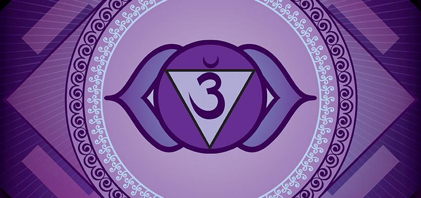 Chakra frontal : responsable de l'esprit et de l'intuition