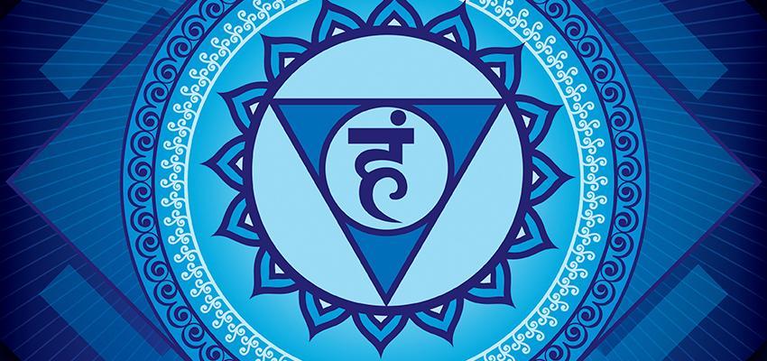 Chakra de la gorge : responsable de la capacité d'expression