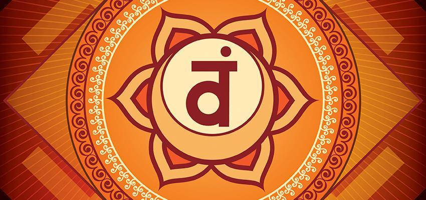 Le 2ème chakra - chakra sacré