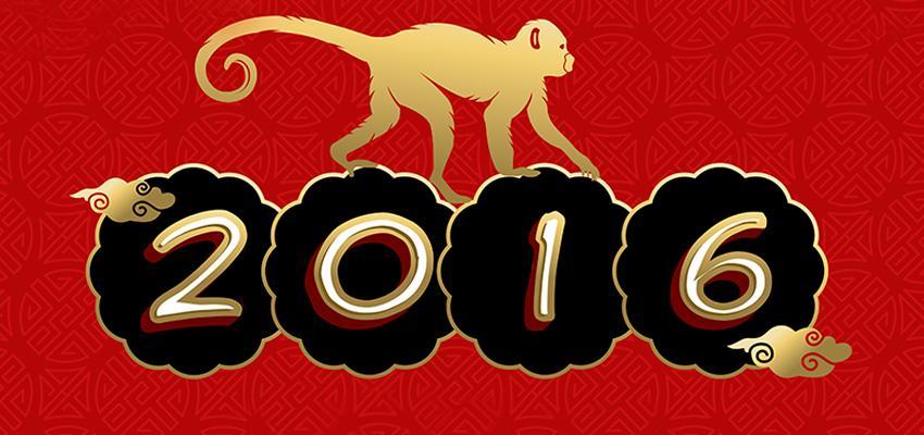 Horoscope chinois - 2016, l'année du singe