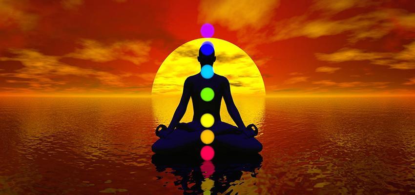 Les sept chakras : les points qui concentrent les ondes vibratoires du corps