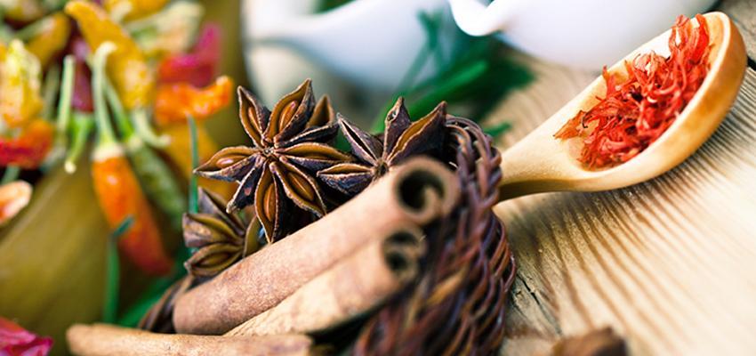 Les pouvoirs thérapeutiques des herbes et épices