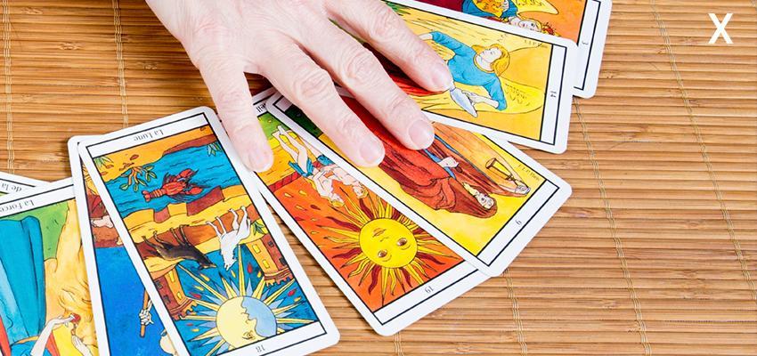 X | La Carte Roue de Fortune