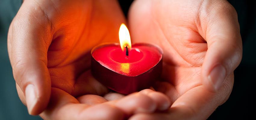 L'importance de la flamme de la bougie dans la prière