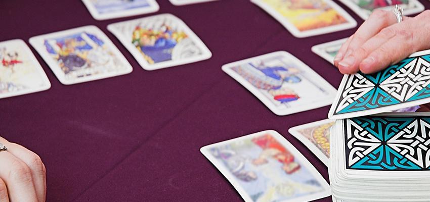 Le tirage à trois cartes du Tarot de Marseille