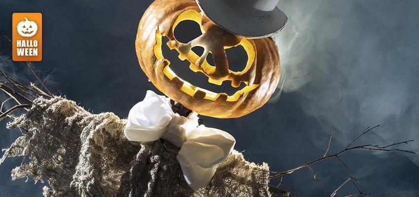 Histoire de Jack-o'-lantern pendant Halloween