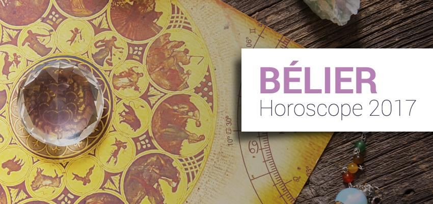 Horoscope 2017 - Bélier