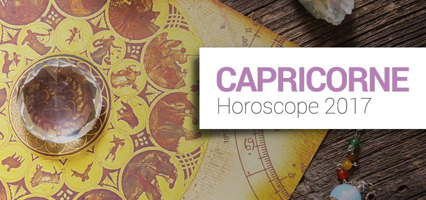 Horoscope 2017 - Capricorne