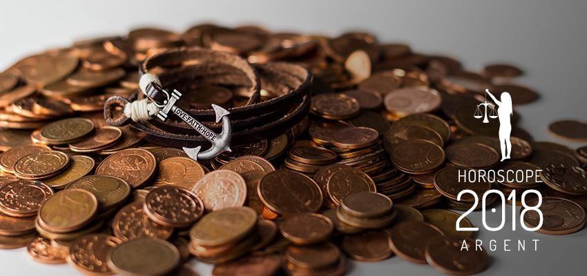 L'horoscope de l'argent pour 2018 Balance
