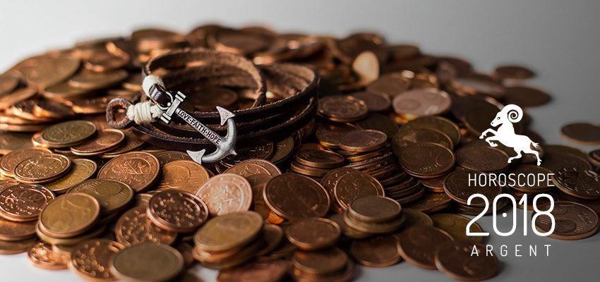 L'horoscope de l'argent pour 2018 Bélier