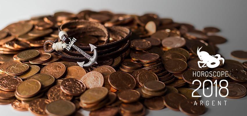 L'horoscope de l'argent pour 2018 Capricorne