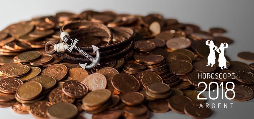 L'horoscope de l'argent pour 2018 Gémeaux