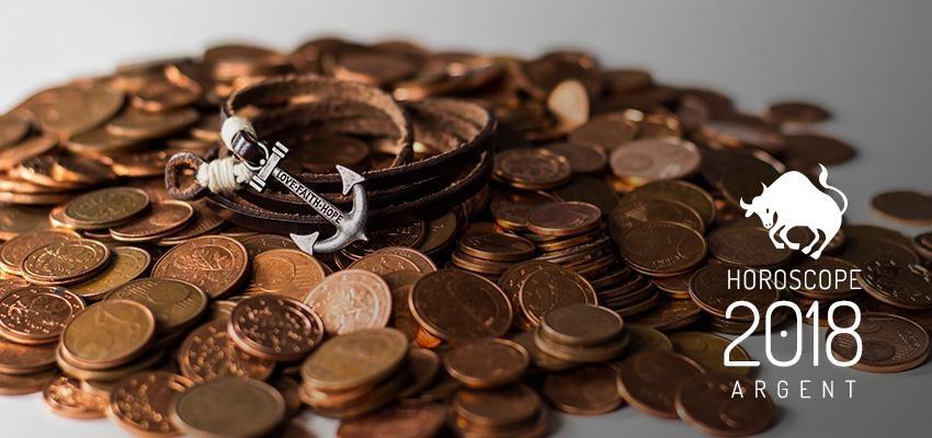 L'horoscope de l'argent pour 2018 Taureau