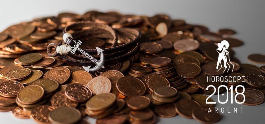 L'horoscope de l'argent pour 2018 Verseau